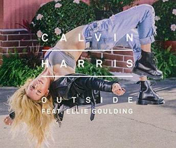 Art for Outside by Calvin Harris featuring Ellie Goulding