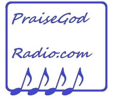 Art for Praise God Radio by Andy Wallin for PraiseGodRadio
