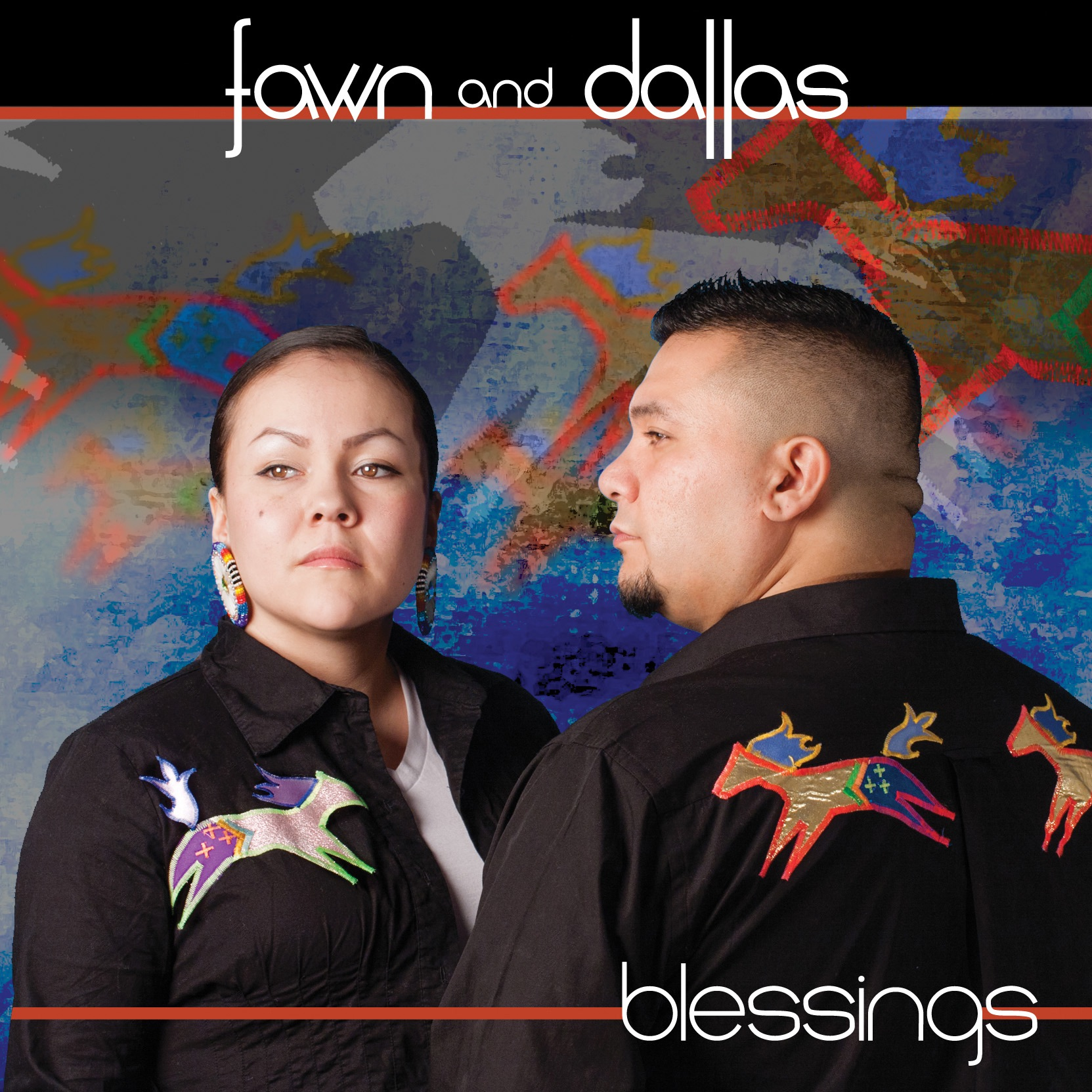Art for Pray to the Lord by Fawn Wood, Dallas Waskahat & Anthony Wakeman