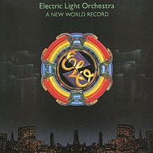 Art for Telephone Line by Electric Light Orchestra