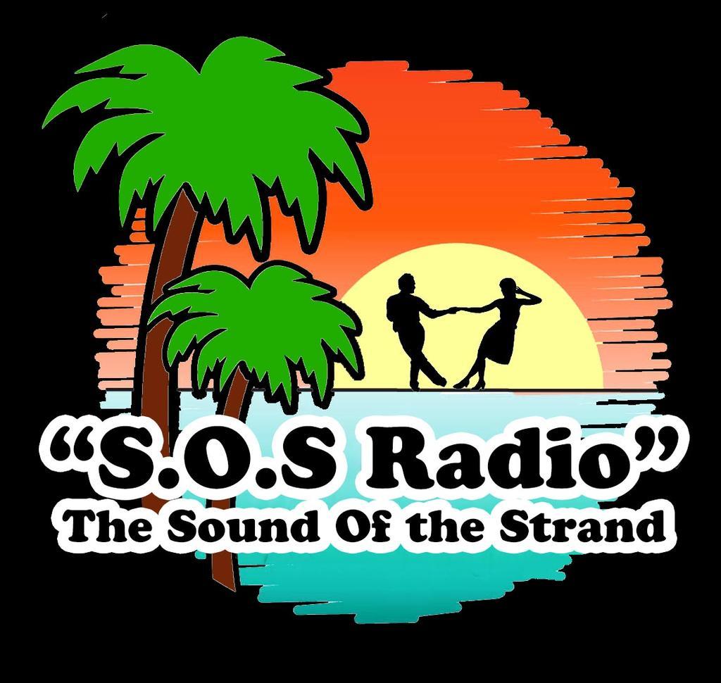 SOS - Sound Of The Strand - Beach and Shag logo