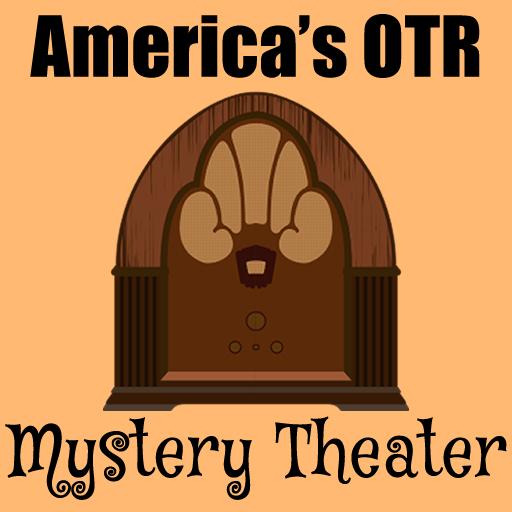 America's OTR - Mystery Theater Radio logo