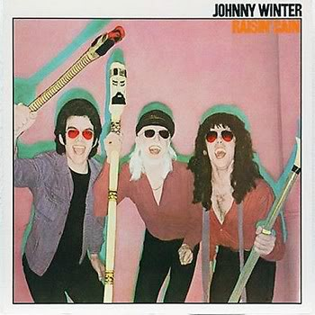 Art for Rolling' & Tumblin' by Johnny Winter