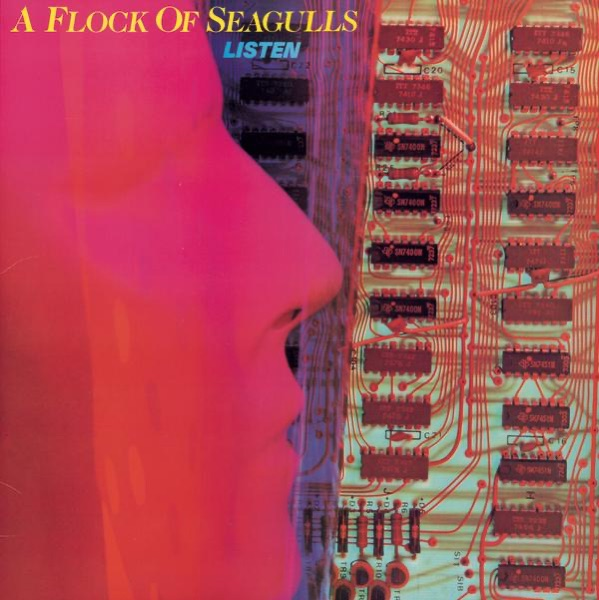 Art for Wishing (If I Had a Photograph of You) by A Flock of Seagulls