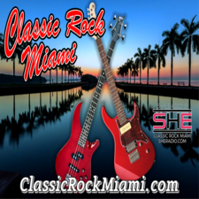 Classic Rock Miami logo