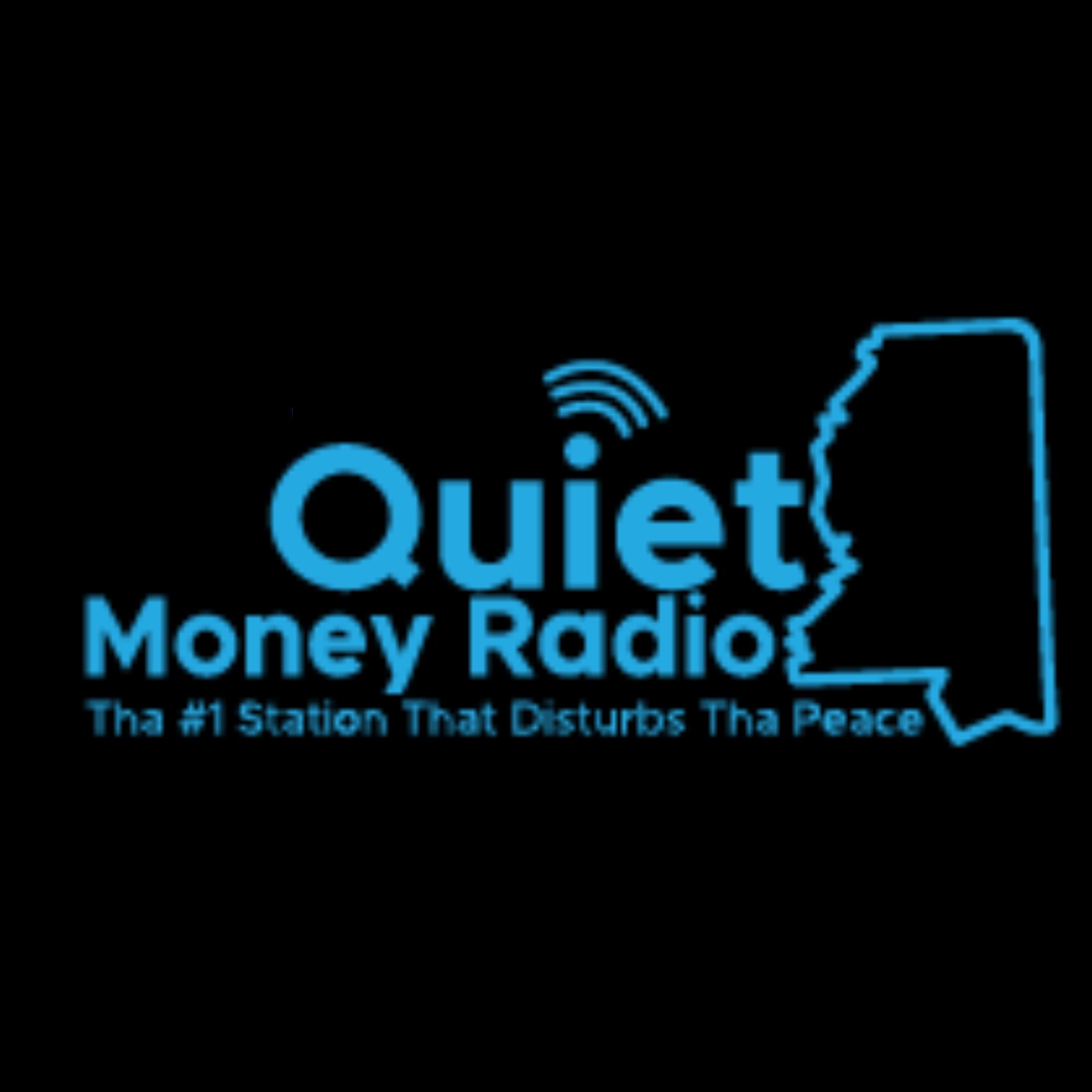 Quiet Money Radio  logo