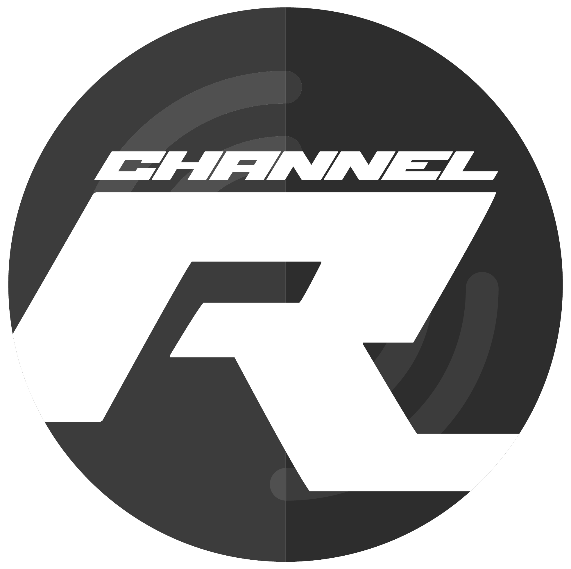 Channel R - Today's Hits logo