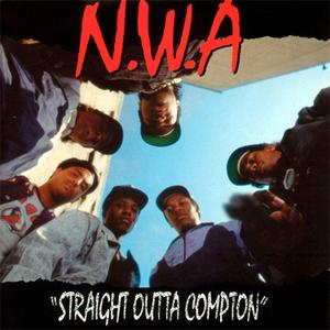 Art for Straight Outta Compton by N.W.A