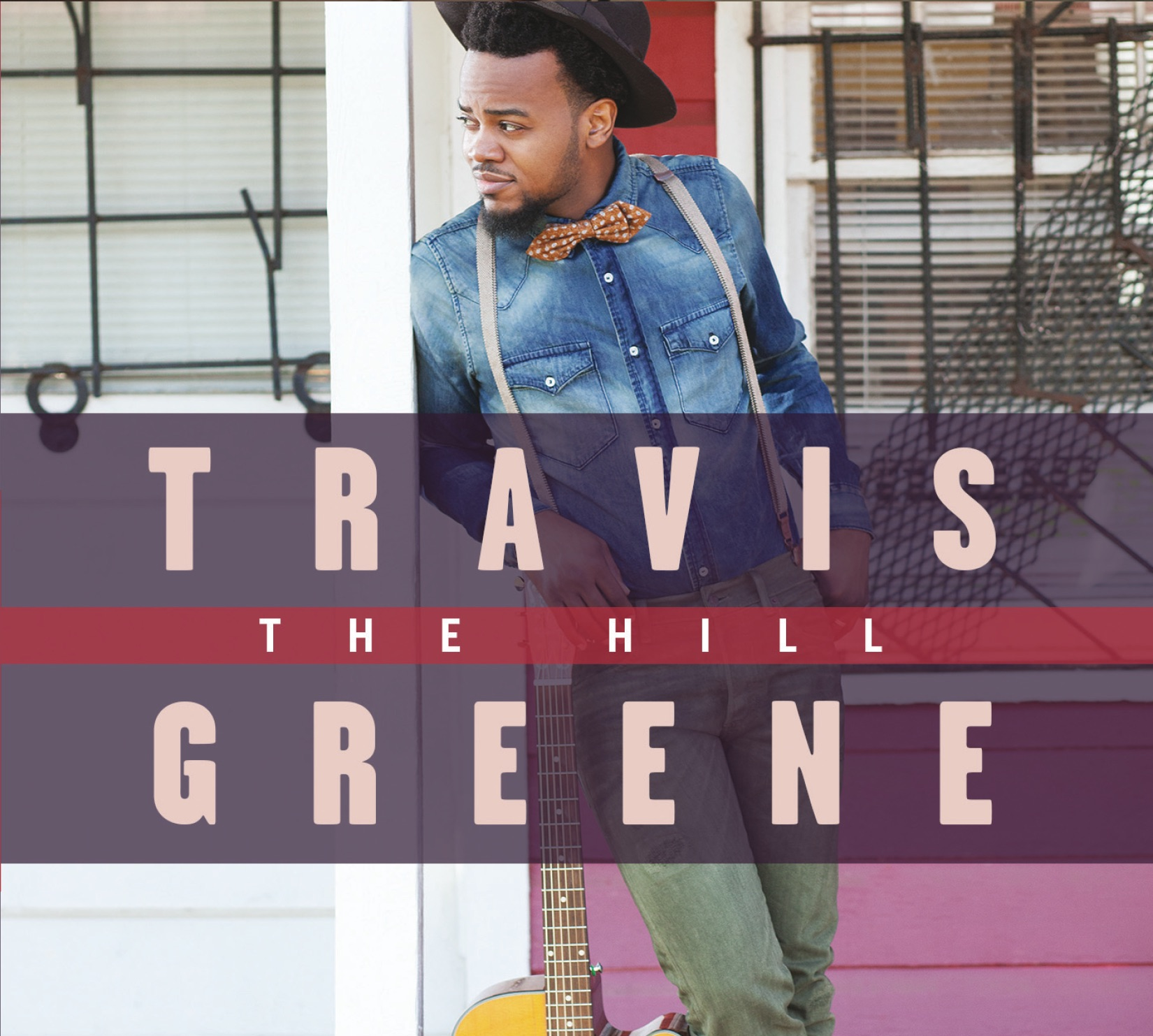 Art for Intentional by Travis Greene