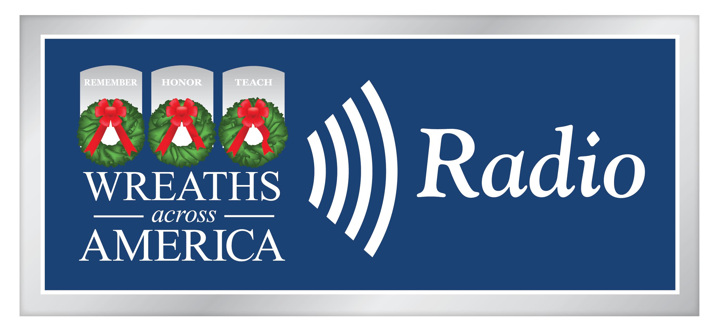 Wreaths Across America Radio logo