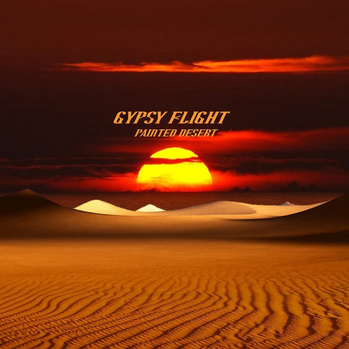 Art for Painted Desert by GYPSY FLIGHT