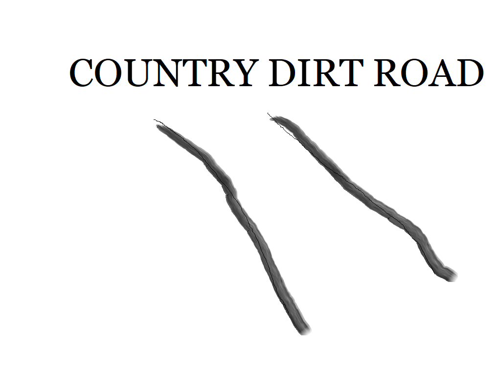Country Dirt Road - New Country logo