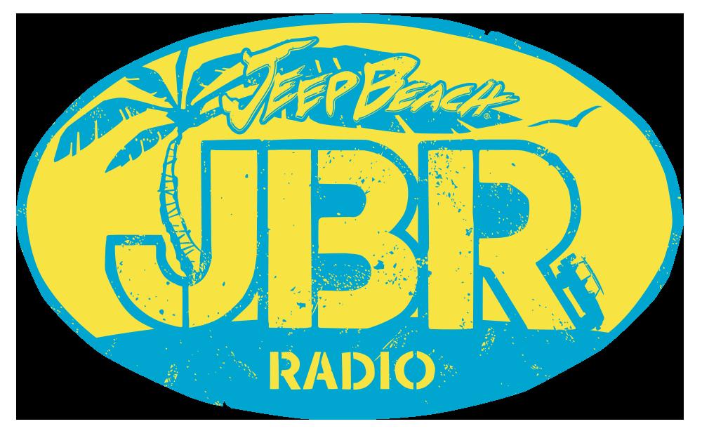 JBR Jeep Beach Radio logo