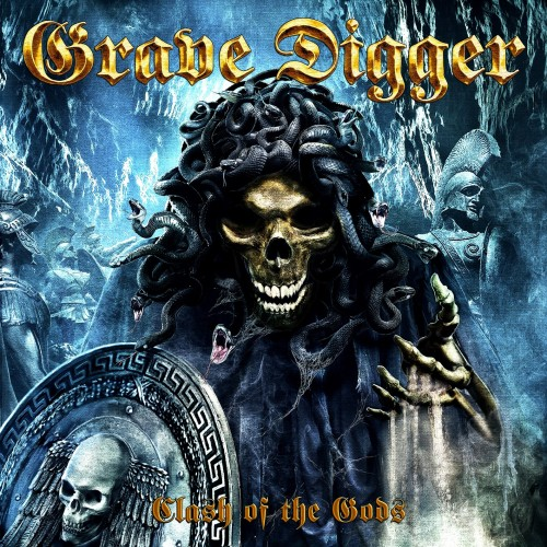 Art for God Of Terror by Grave Digger