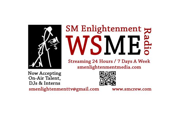 WSME - SM ENLIGHTENMENT RADIO logo