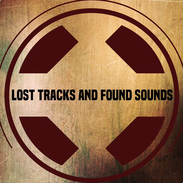 LOST TRACKS AND FOUND SOUNDS logo
