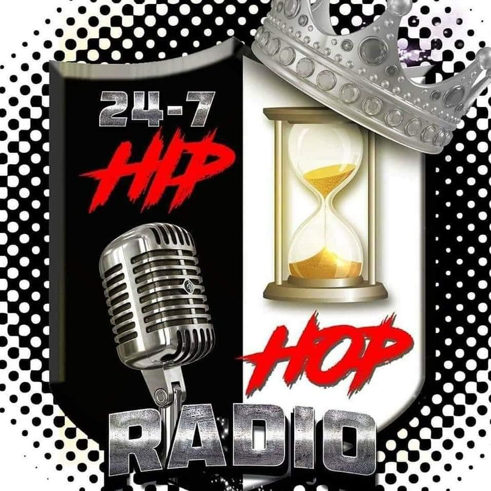 #1.T.1.M and 24-7 Hip Hop Radio! logo