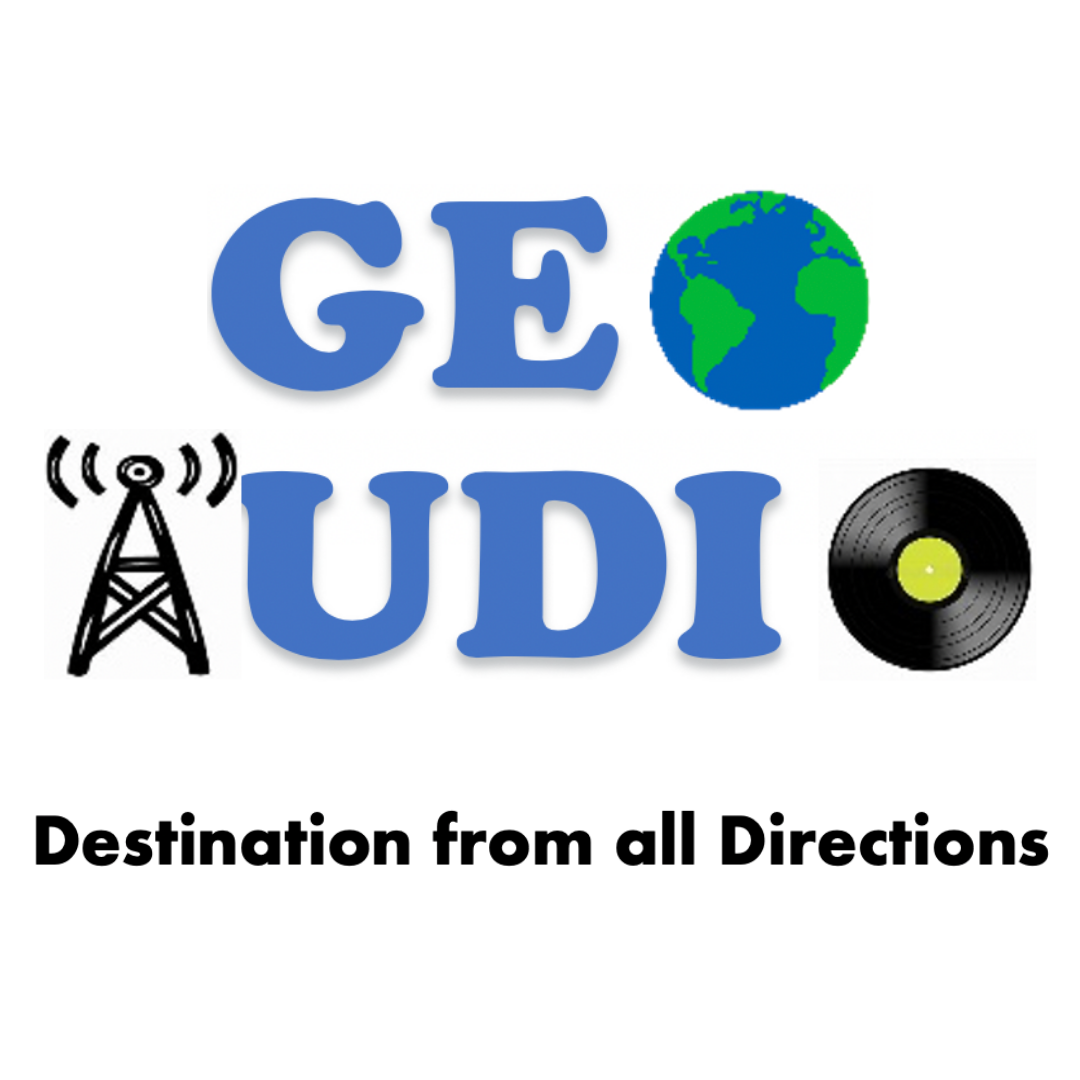 GeoAudio-Destination from All Directions logo