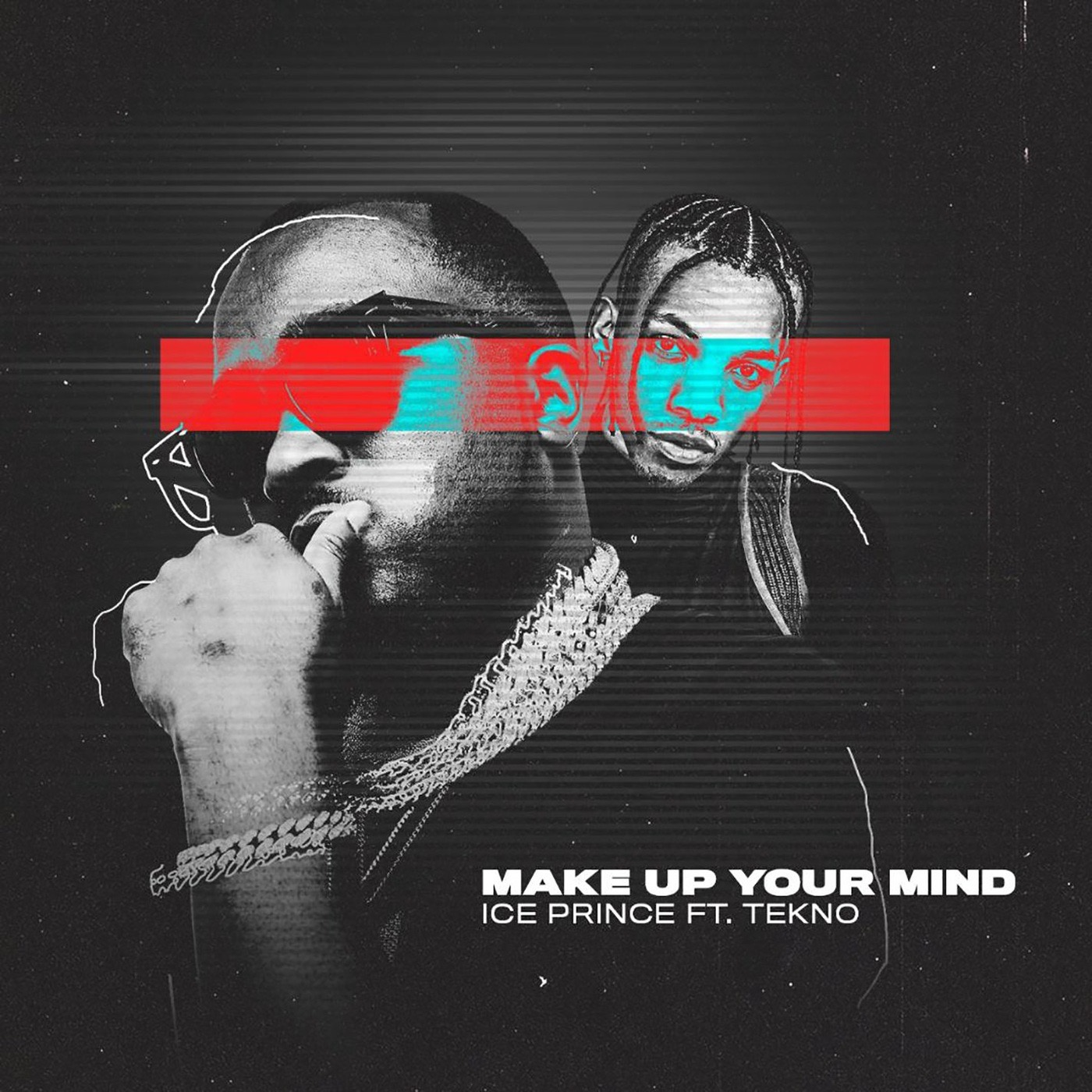 Art for Make Up Your Mind (Clean) by Ice Prince ft Tekno