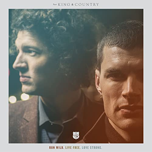 Art for Its Not Over Yet by for King  Country