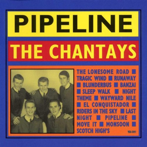 Art for Pipeline by The Chantays