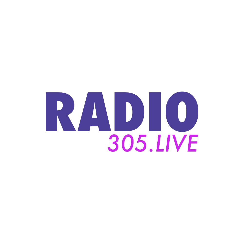 RADIO305.LIVE logo