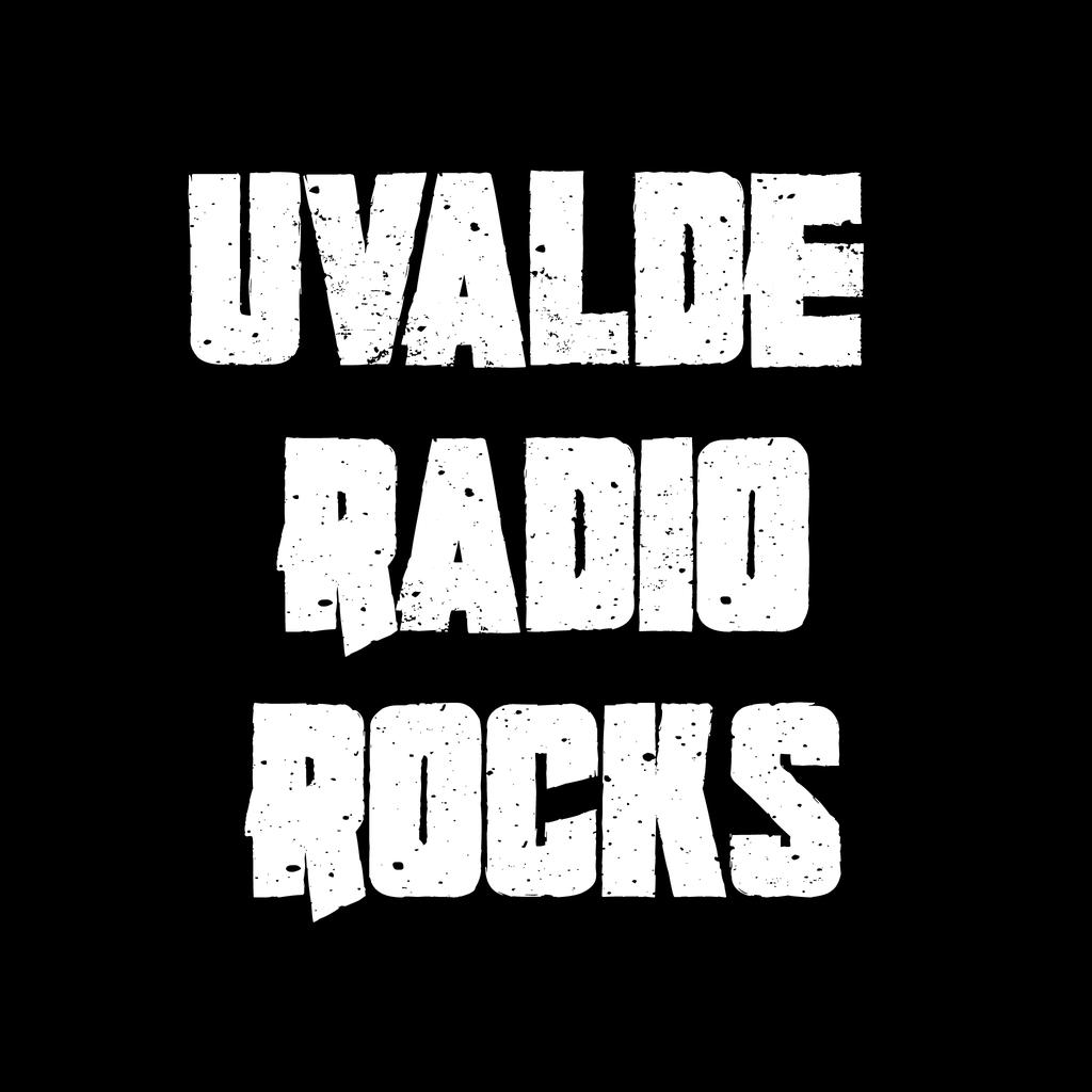 Uvalde Radio Rocks logo