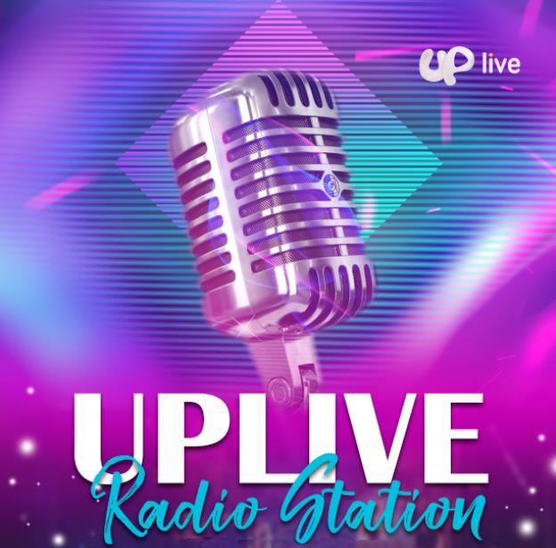 Uplive Radio logo