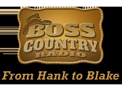 Boss Country Radio logo
