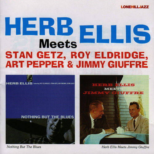 Art for Tin Roof Blues by Herb Ellis