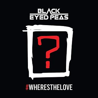 Art for #WHERESTHELOVE by The Black Eyed Peas featuring The World
