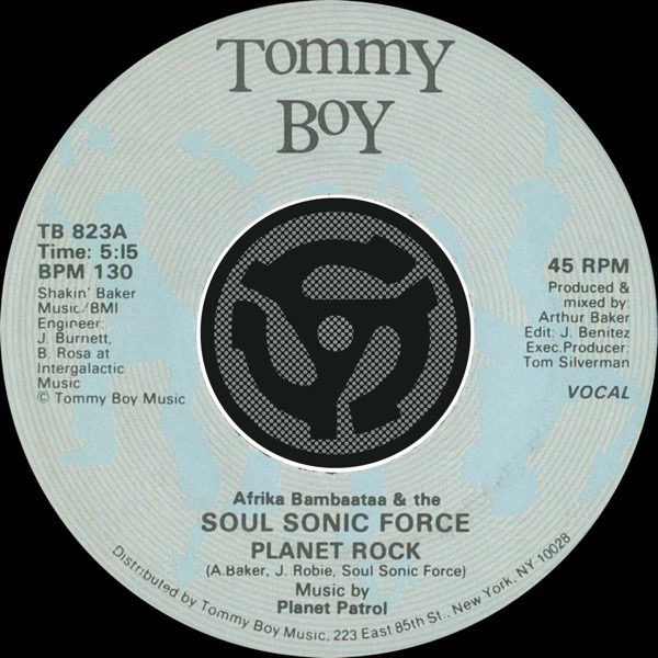 Art for Planet Rock by Afrika Bambaataa & The Soulsonic Force