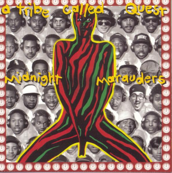 Art for Award Tour by A Tribe Called Quest
