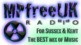 MPfreeUK Radio logo