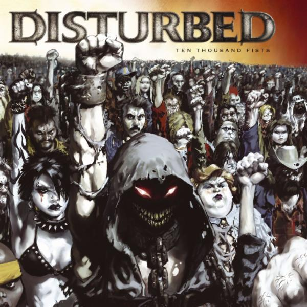 Art for Guarded by Disturbed