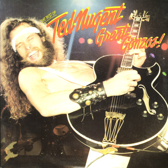 Art for Baby Please Don't Go by Ted Nugent
