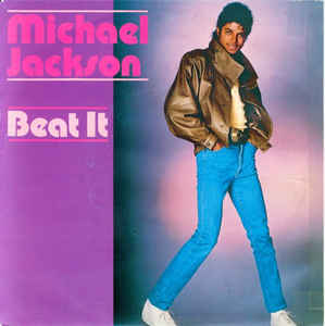 Art for Beat It by Michael Jackson