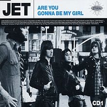 Art for Are You Gonna Be My Girl by Jet
