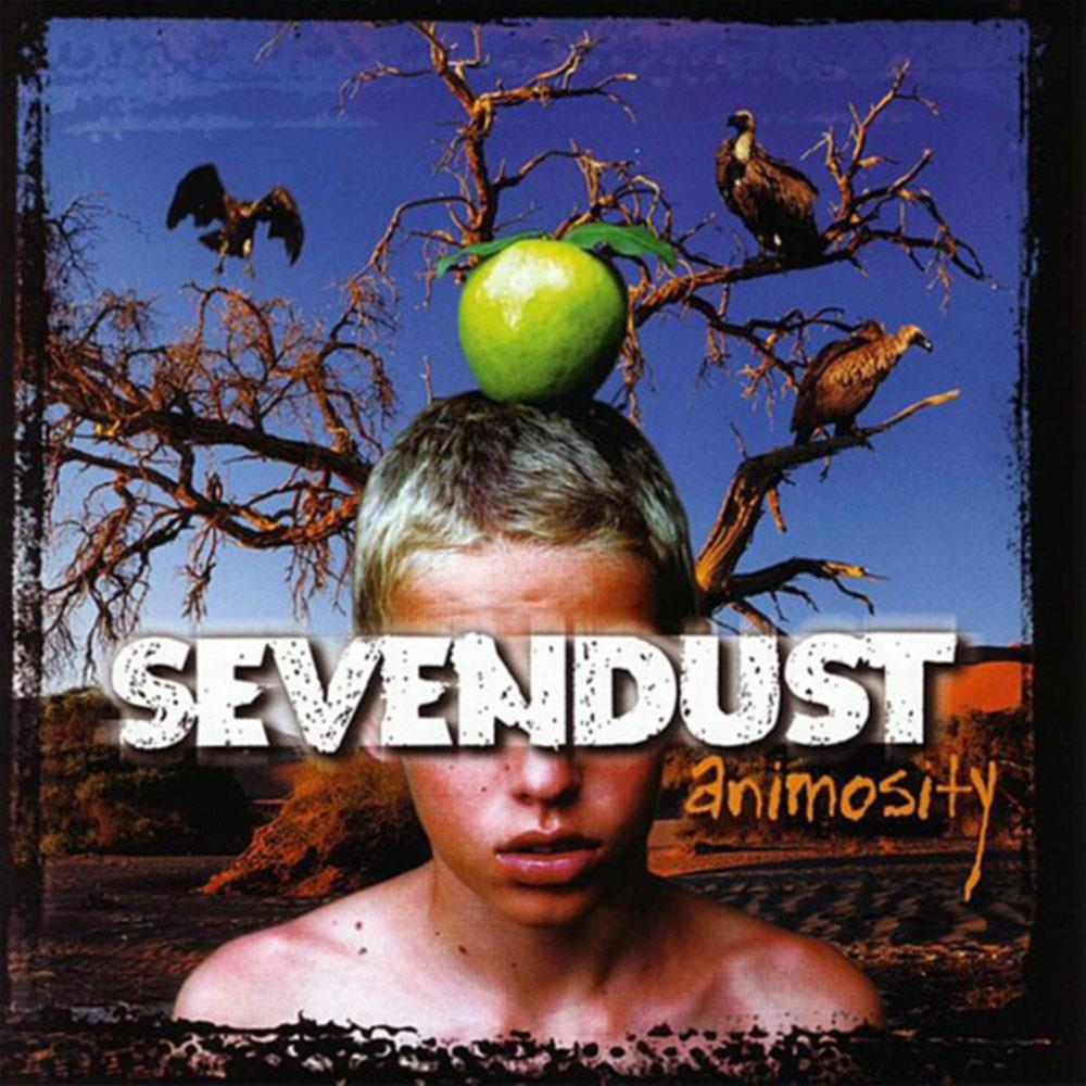 Art for Crucified by Sevendust