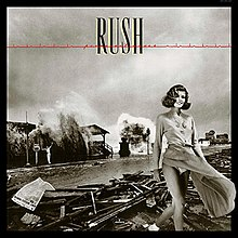 Art for Different Strings by Rush