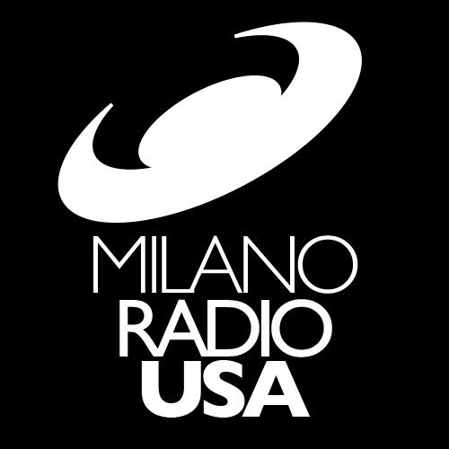 Art for MRU stations ID ED by Milano Radio USA