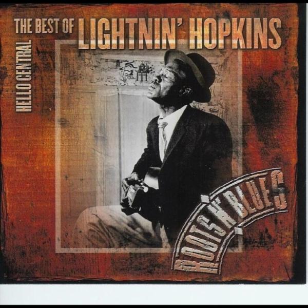 Art for Gotta Move by Lightnin' Hopkins