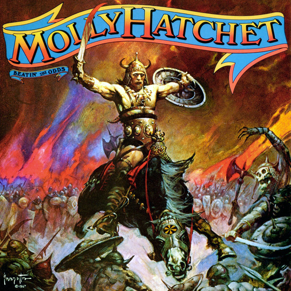 Art for Beatin' the Odds by Molly Hatchet -