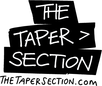 The Taper Section logo