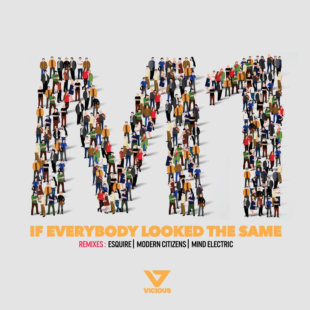 Art for If Everybody Looked The Same (Extended mix) by M1