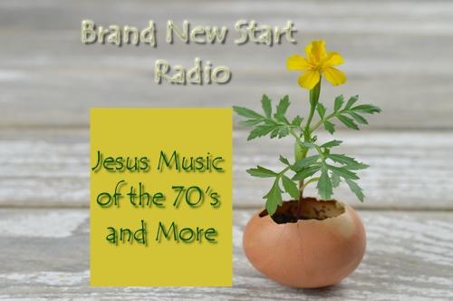 Brand New Start Radio logo