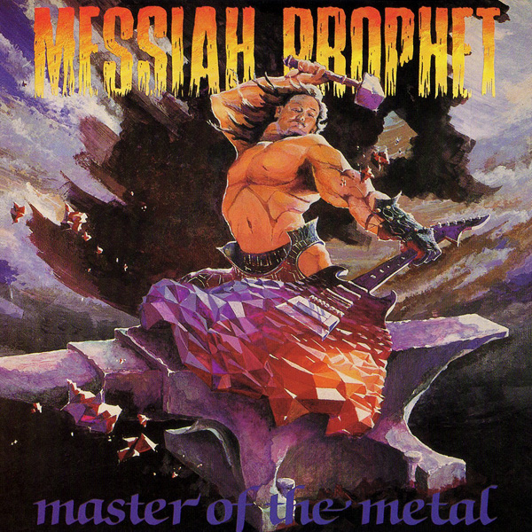 Art for Master Of The Metal by Messiah Prophet