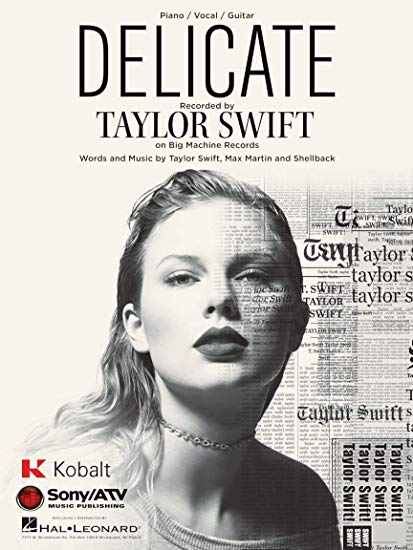 Art for Delicate by Taylor Swift