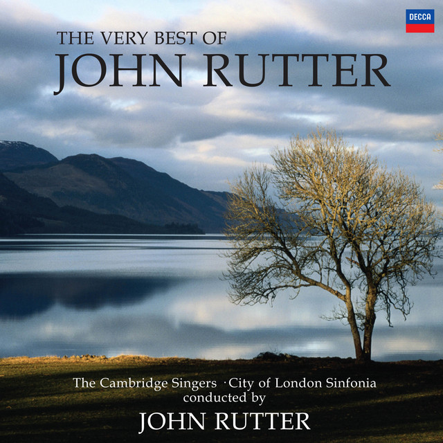 Art for For The Beauty Of The Earth by John Rutter, The Cambridge Singers, City of London Sinfonia