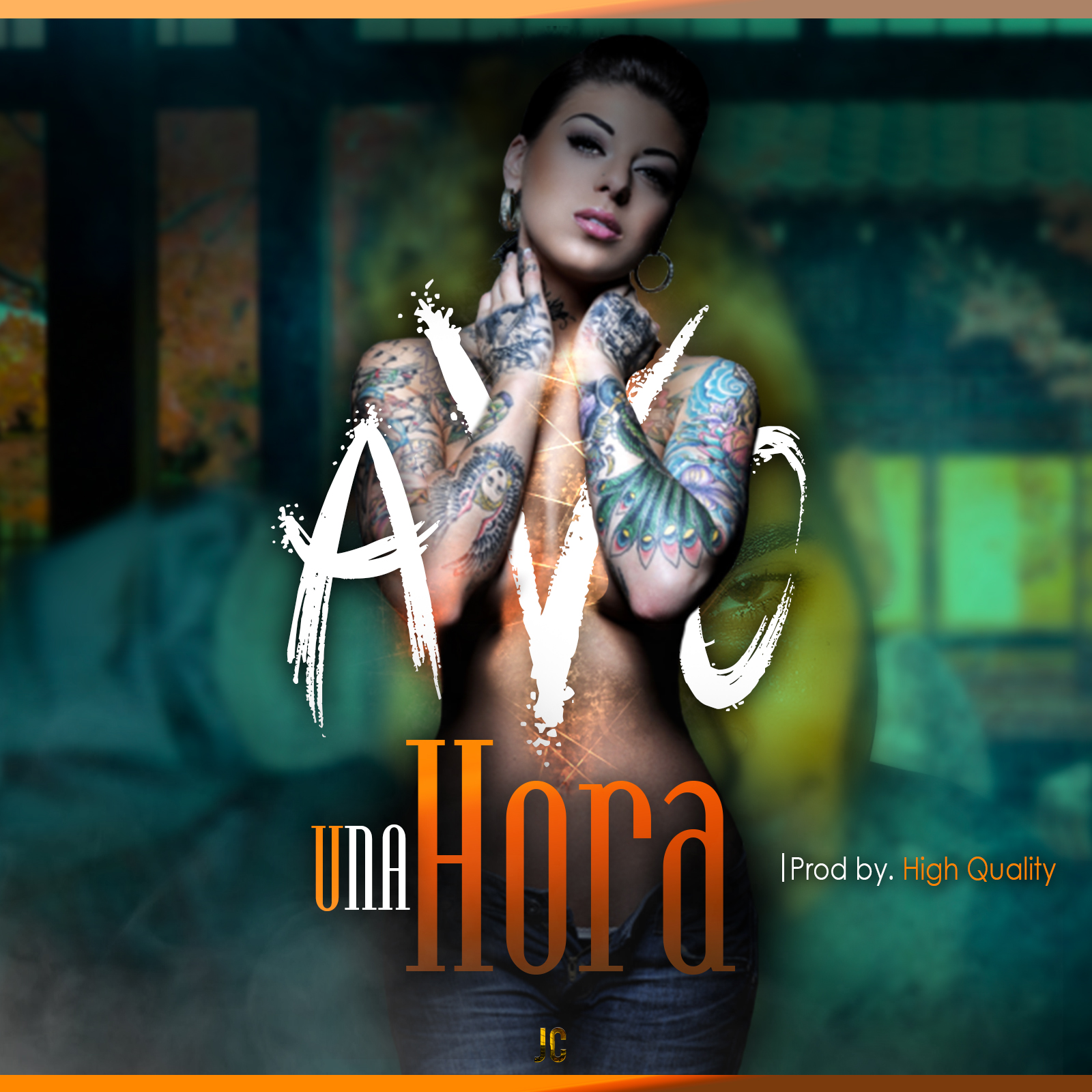 Art for UNA HORA by AVO